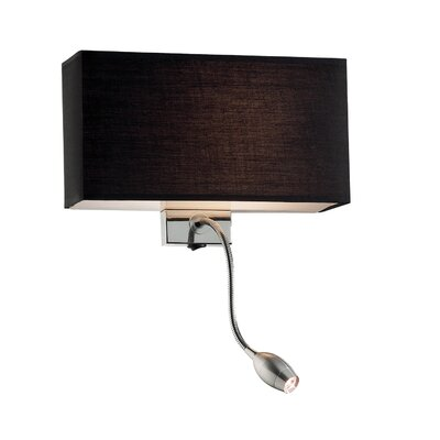 Ideal Lux Hotel 2 Light Wall Lamp