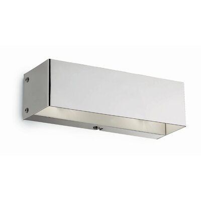 Ideal Lux Flash 2 Light Wall Lamp