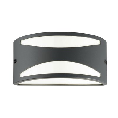 Ideal Lux Rex-3 1 Light Wall Lamp
