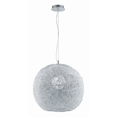 Ideal Lux Emis 1 Light Globe Pendant