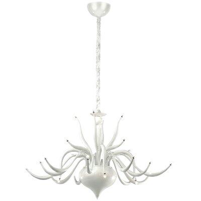 Ideal Lux Elysee 24 Light Chandelier