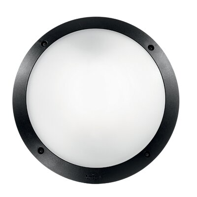 Ideal Lux Lucia-1 1 Light Wall Lamp