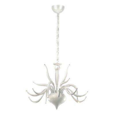 Ideal Lux Elysee 18 Light Chandelier