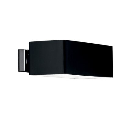 Ideal Lux Box 2 Light Wall Lamp