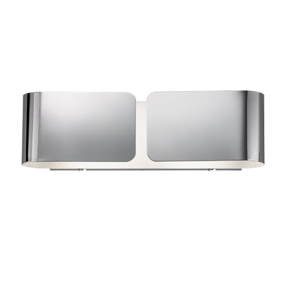 Ideal Lux Clip 2 Light Wall Lamp