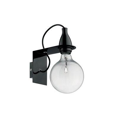 Ideal Lux Minimal 1 Light Wall Lamp