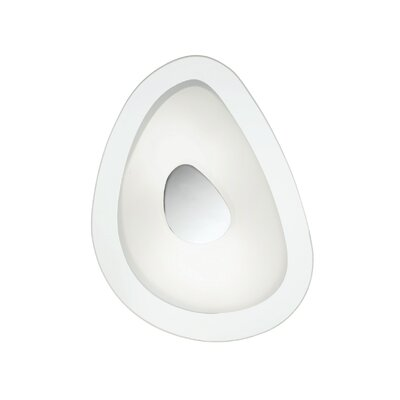 Ideal Lux Geko 2 Light Wall Lamp