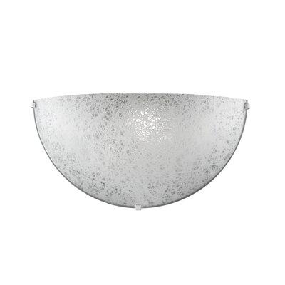 Ideal Lux Lana 1 Light Wall Lamp
