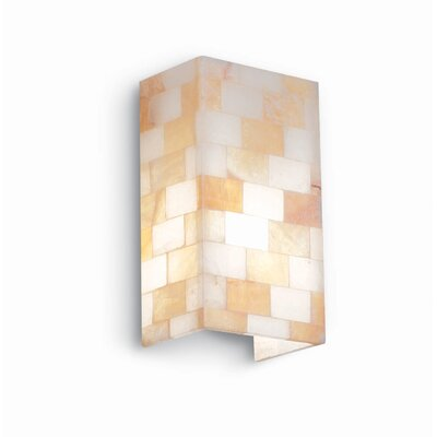 Ideal Lux Scacchi 1 Light Wall Lamp