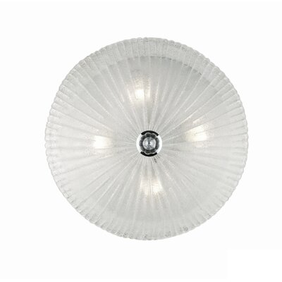 Ideal Lux Shell 4 Light Wall Lamp