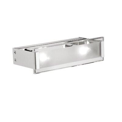 Ideal Lux Tek 2 Light Wall Lamp