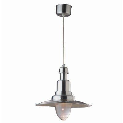 Ideal Lux Fiordi 1 Light Standard Pendant
