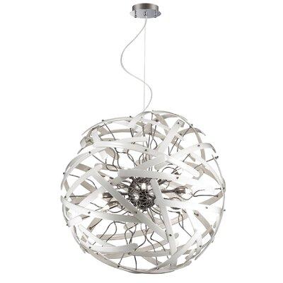 Ideal Lux Lemon 10 Light Globe Pendant