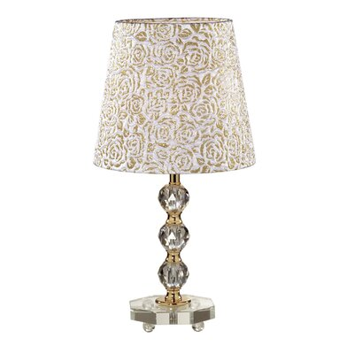 Ideal Lux Queen 46.5cm Table Lamp