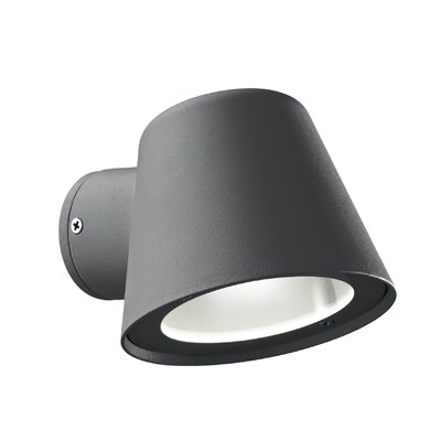Ideal Lux Gas 1 Light Wall Lamp