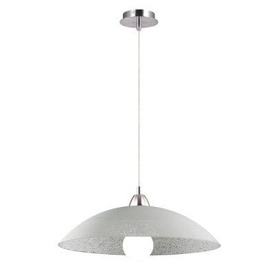 Ideal Lux Lana 1 Light Bowl Pendant
