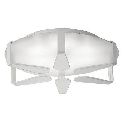 Ideal Lux Bip 6 Light Flush Ceiling Light