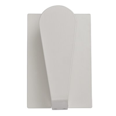 Ideal Lux Bip 1 Light Wall Lamp