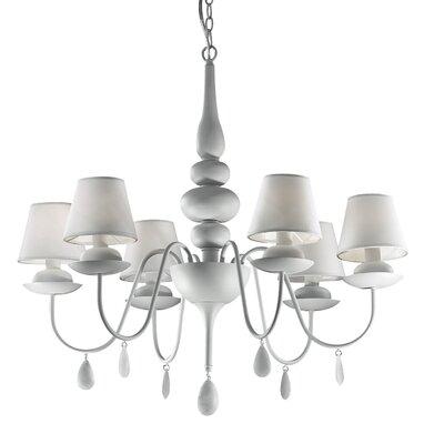 Ideal Lux 6 Light Chandelier