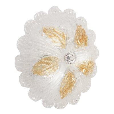 Ideal Lux Petalo 3 Light Wall Lamp