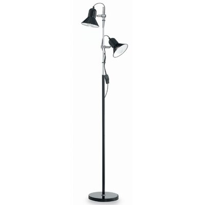 Ideal Lux Polly 154cm Uplighter Floor Lamp