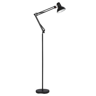 Ideal Lux Wally 180cm Reading Floor Lamp