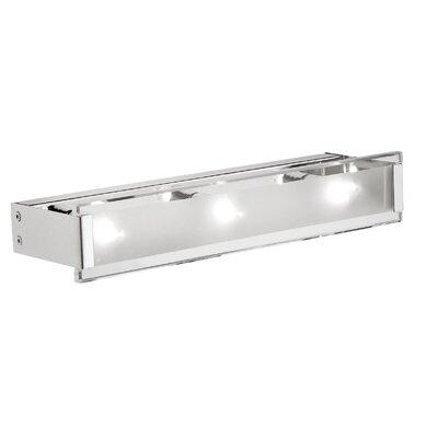 Ideal Lux Tek 3 Light Wall Lamp