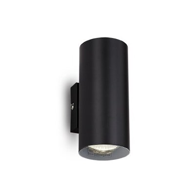 Ideal Lux Hot 2 Light Wall Lamp