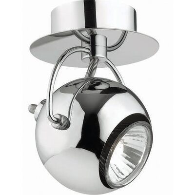 Ideal Lux Lunare 1 Light Wall Lamp