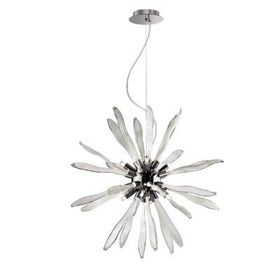 Ideal Lux Corallo 8 Light Cluster Pendant