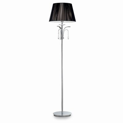 Ideal Lux Accademy 167cm Floor Lamp