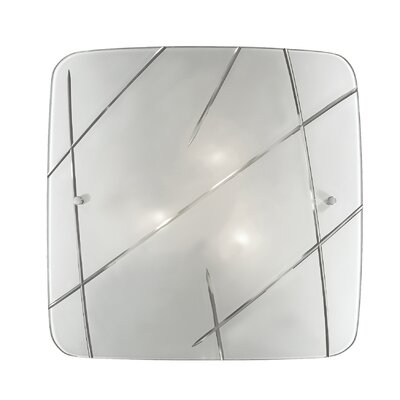 Ideal Lux Solco 3 Light Wall Lamp