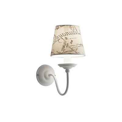 Ideal Lux Coffee 1 Light Wall Lamp