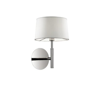 Ideal Lux Hilton 1 Light Wall Lamp