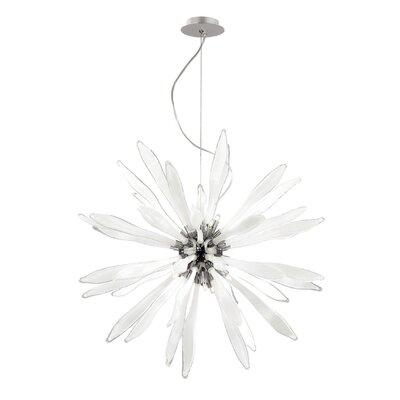 Ideal Lux Corallo 12 Light Cluster Pendant