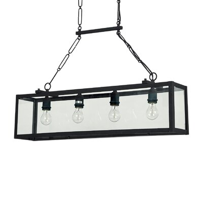 Ideal Lux Igor 4 Light Foyer Pendant