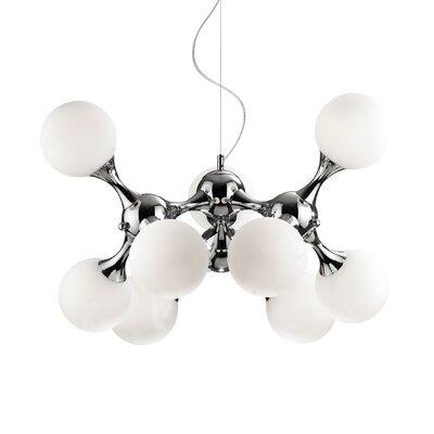 Ideal Lux Nodi 9 Light Cluster Pendant