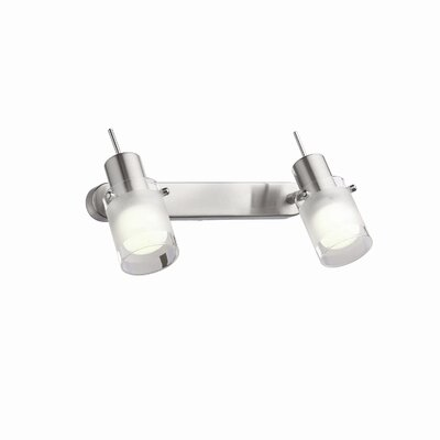 Ideal Lux Elis 2 Light Wall Lamp