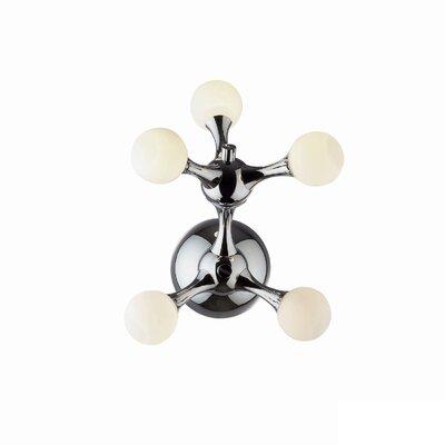 Ideal Lux Nodi 5 Light Wall Lamp