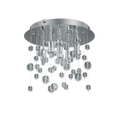 Ideal Lux Neve 5 Light Wall Sconce