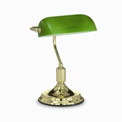 Ideal Lux Lawyer 38cm Table Lamp