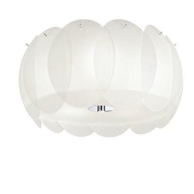 Ideal Lux Ovalino 5 Light Flush Ceiling Light