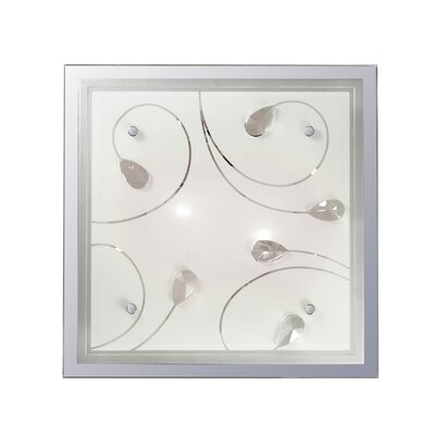 Ideal Lux Esil 2 Light Wall Lamp