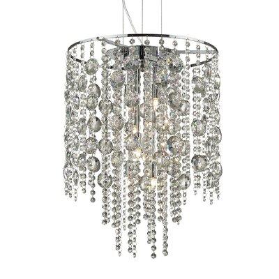 Ideal Lux Evasione 8 Light CrystalChandelier