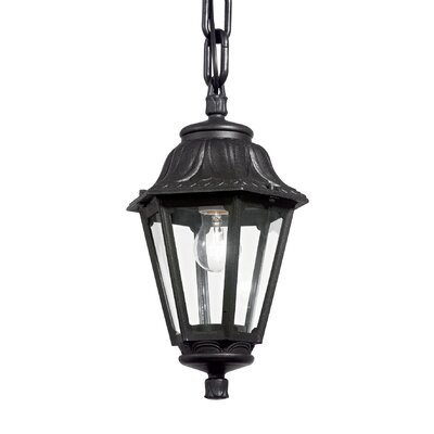 Ideal Lux Anna 1 Light Foyer Pendant