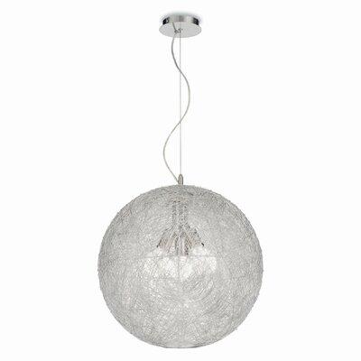 Ideal Lux Emis 3 Light Globe Pendant