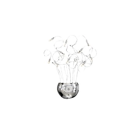Ideal Lux Faville 10 Light Wall Lamp