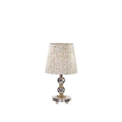 Ideal Lux Queen 36.5cm Table Lamp