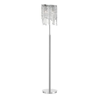 Ideal Lux Rain 156cm Floor Lamp