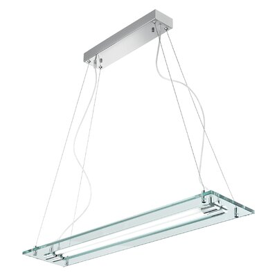 Ideal Lux Relax 2 Light Kitchen Island Pendant